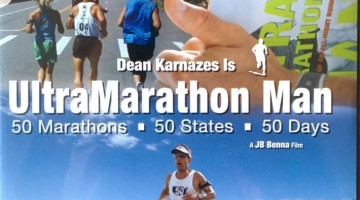 UltraMarathon Man DVD: Sehenswerte Dokumentation mit Dean Karnazes