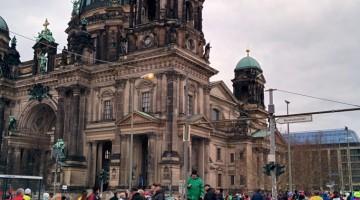 43. Neujahrslauf Berlin 2014: Entspannt ins neue Jahr