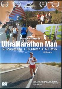 DVD Ultramarathon Man mit Dean Karnazes