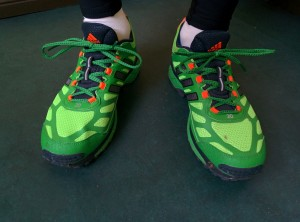 Adidas Response Trail 20 Laufschuhe im Test