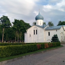Orthodoxe Kirche in Helsinki